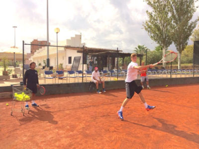 Tennis for Children and Juniors - Vilas Tennis Academy