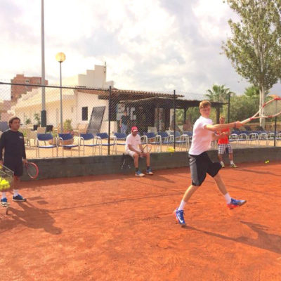 Tennis Programs for adults