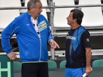 Sergio Sabadello, Best Tennis Coach at Vilas Tennis Academy
