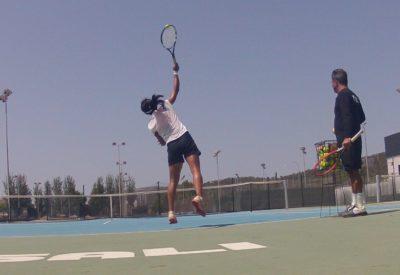 Tenniscamp Spanien