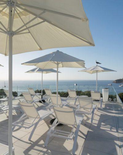 Tennis Holidays Senses Hotel in Mallorca
