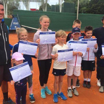 Tennis programs for Juniors